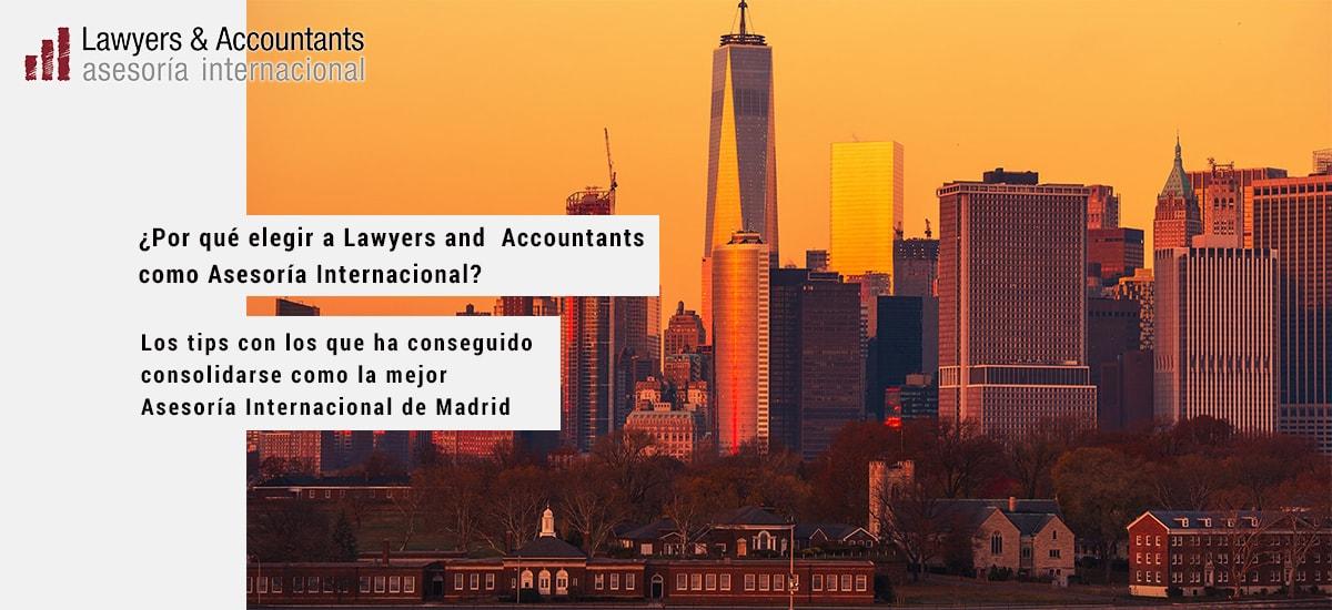 Asesoría Internacional Madrid