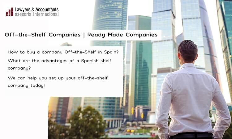 Off-the-Shelf Companies