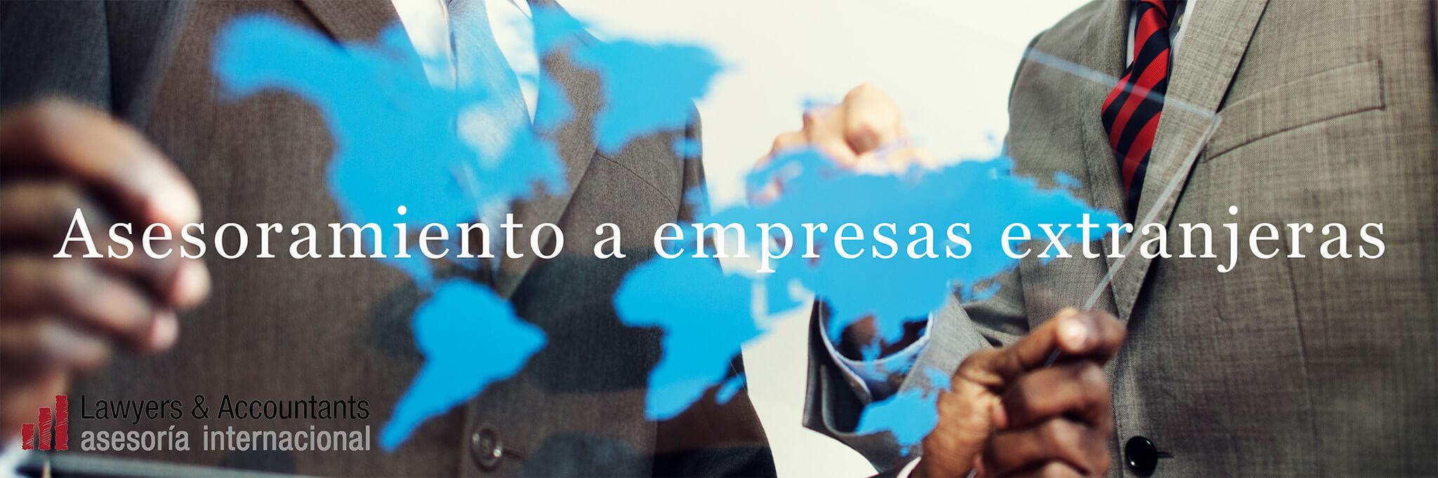 asesoramiento a empresas extranjeras