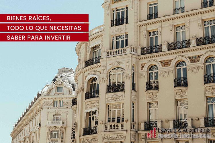 Inversión en Bienes Raíces España